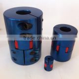 Hydraulic shaft coupling for pump parts D45mm