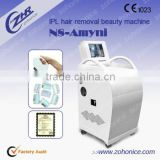2015 big promotion!!! medical CE approved shr ipl depilator for whole body unwanted hair removal