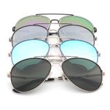 Fashion polarized aviator women wen sunglasses
