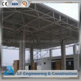 Gas station canopy roof span building Steel Structure