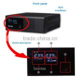 Power inverter 2400w/4200w pure sine wave Solar Inverter Invermax 3k/5k for home solar systems