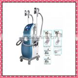 Body Slimming 3 Cryo Handles RF Cavitation Reduce Cellulite Lipo Laser Cryolipolysis Slimming Machine (S030A)