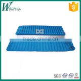 Outdoor self inflatable camping mat