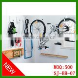 Bike Cycle Wall Mounted Storage Hook rack bicycle