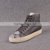 Authentic name women leather wholesale original brand shoes