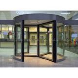 3/4 Wing Automatic Revolving Door