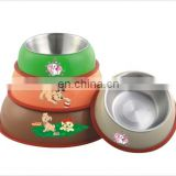 Stainless steel dog bowl,pet bowl for sale