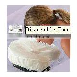 disposable beauty Face Rest Cover for massage