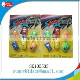 Funny mini car toy mini plastic toy