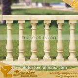 White Marble Roman balustrade for columns