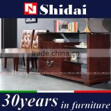 mirrored sideboard / sideboards / modern high gloss sideboard N6316