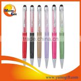 2016 New Fashion Touch screen crystal pen