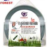 high quality saw serrate grass trimmer line for simple trimmer head