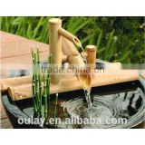 Bamboo Rocking Artificial Fountain Kit/Water Spouts