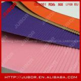 colorful corrugated paper
