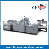 Wenzhou SAFM-800A thermal laminator machinery