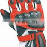 Leather Motorbike Gloves,Elbow Leather Gloves