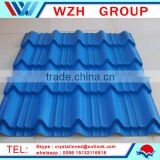 Color Galvanized Steel Sheet Roofing Tile for Construction Materials from china supplier
