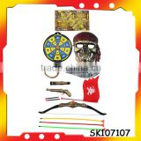 2014 pirate bow and arrow pirate set with EN71