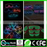 factory wholesale crazy funny wire framed glasses