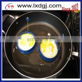 silicone fried egg ring for egg/silicone molds for baking snowflake/silicone molds for microwave cake