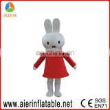 Lovely cartoon mascot costume,used mascot costumes for sale