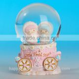Handmade Decorations Glass Water Balls ,gift for lovely girl
