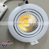 2016 Best seller 10W 3000K, 4500K, 6000K downlight led precios