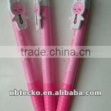 Promotional kids plastic ball pen