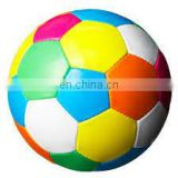 Official soccer ball/foot ball - OOT BALL MACHINE STITCH 1.1MM PVC REINFORCED WITH 1 FABRIC