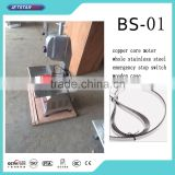 Stainless Steel Circular Saw Meat Cutting Blades Electric Meat Bone Saw Machine with Factory Price