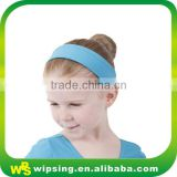 Fashion elastic cotton baby headbands for dancing