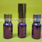 Coated <b>Essential</b> <b>oil</b> bottle