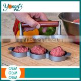 Hot Selling Kitchen Barbecue Hamburger Press Meat Patty Mold
