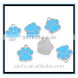 XP-MP-099350 FACTORY PRICE New Fashion dog paw pendant