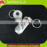 keychain projection torch can shape keychain