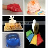 hot water soluble bags