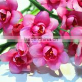 Home garden decoration 30cm hight red small Criste Marine artificial wedding flowers EXLH03 0401