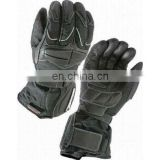 Leather Motorbike Gloves,Safety Leather Gloves