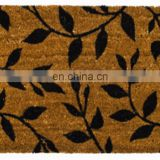39*70 printed indian pvc door mat