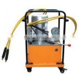 Best-selling single tubing super high pressure electric engine motor hydraulic pump for pliers