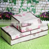 1Set Multi-purpose Rectangle Japneses Style Fabric Storage Box