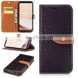 Wholesale PU leather+TPU card slots phone accessories mobile case with great price