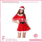Direct Sales Cute Girl Smocked Christmas Dress