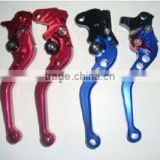 aluminum Motorcycle CNC handle lever motorcycle folding cnc handle lever