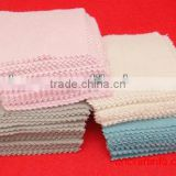 Jewelry Silver Polishing Cloth Suede Flannel Fabric Cloth Flannelette Jewelry Cleaning Cloth Flannels