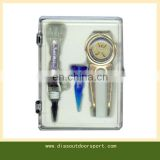 tee & divot tool golf gift set with box