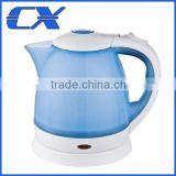 Kitchens appliances, plastic electric kettle