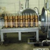 High temperature horizontal cone <b>yarn</b> <b>dyeing</b> <b>machine</b>