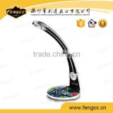 High quality Led lighting desk lamp with USB port of photo changable